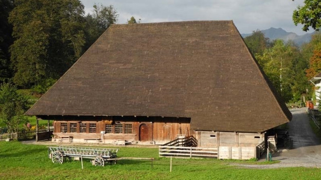 Madiswilerhaus im Freilichtmuseum Ballenberg