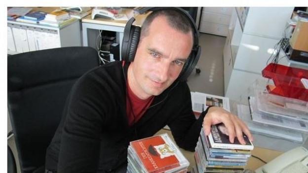 SRF Satire-Redaktor Alexander Götz