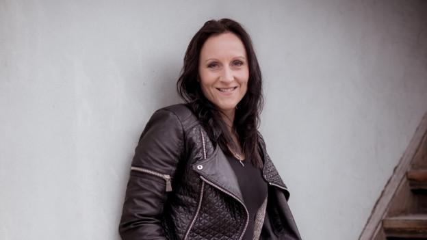 Portrait von Sandra «Sandee» Moser