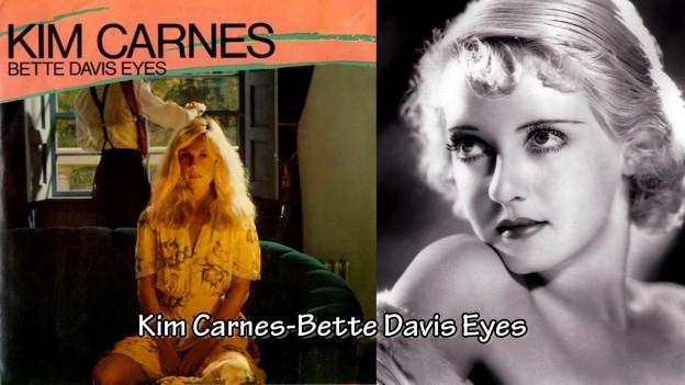 Bette Davis Eyes - Kim Carnes grösster Hit