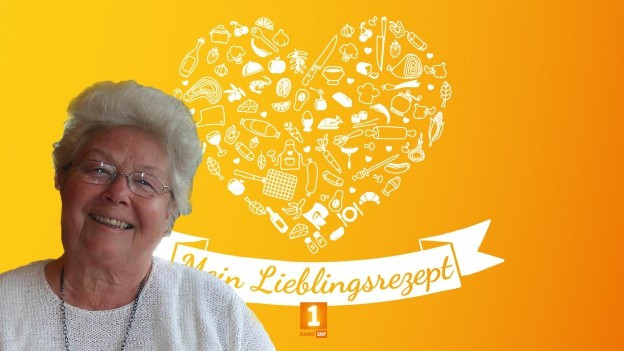 SRF1-Hörerin Hilde Berger präsentiert ihr Lieblingsrezept