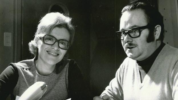 «DENK AN MICH»-Gründer Jeannette und Martin Plattner.