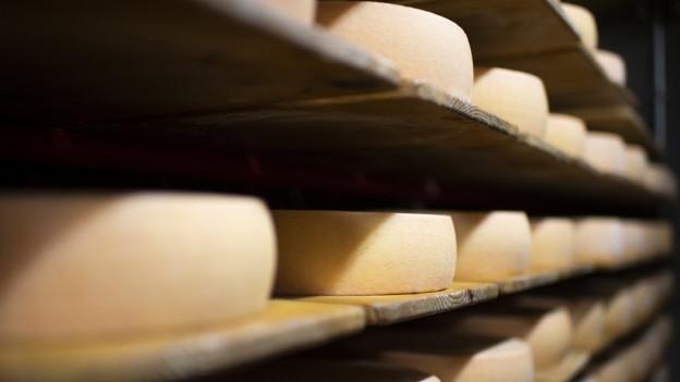 182'000 Tonnen Käse verzehrt die Schweizer Bevölkerung pro Jahr.