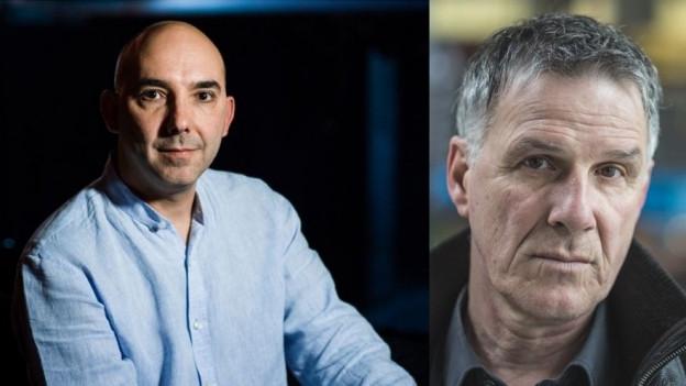 Carlos Henriquez und Daniel Ludwig