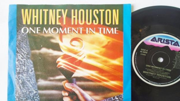 Whitney Houston - sang sich 1988 in die Herzen von Millionen