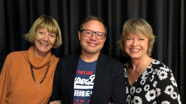 Cristina Karrer, Kurt Pelda und Daniela Lager