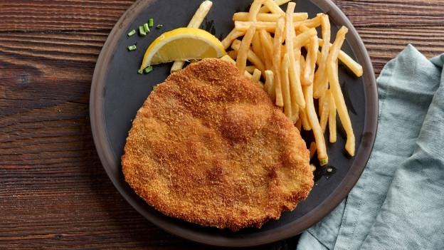Wiener Schnitzel.