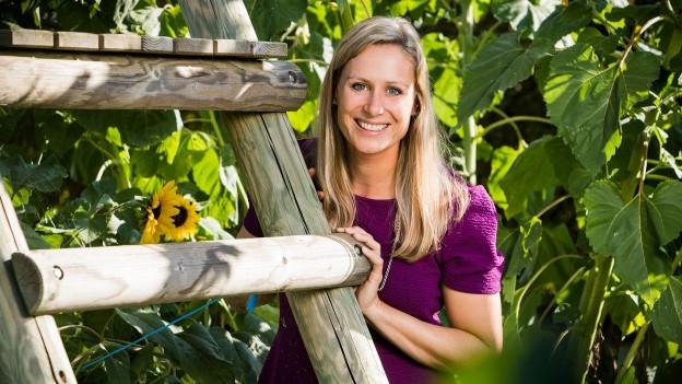 Landfrau und SRF 1-Hörerin Christine Egger präsentiert ihr Lieblingsrezept - Grosi's Schoggikuchen