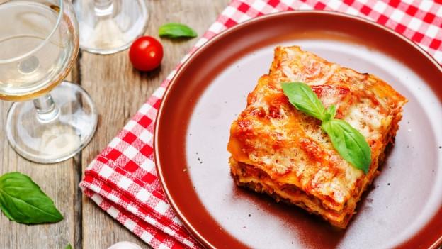 Lasagne al Forno.