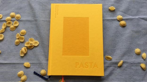Das eben erschienene Kochbuch «Pasta».