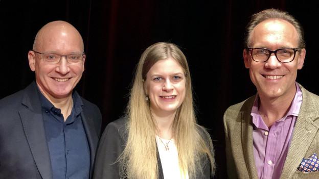 """""""Persönlich Gäste"""" von Christian Zeugin, Alexandra Lussi und Urs Riedener"""