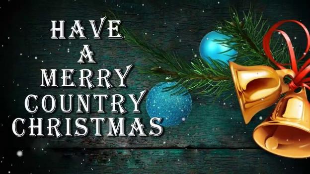 Country-Christmas - der Soundtrack zum frohen Fest