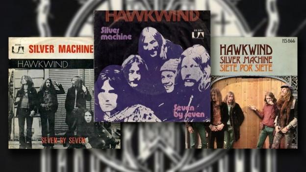 Hawkwind - Die Erfinder des Space Rock