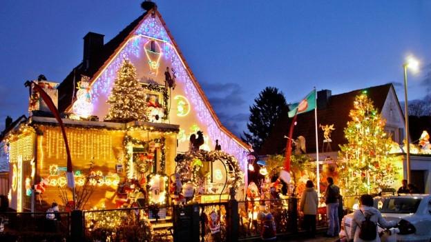 Wann Macht Man Die Weihnachtsbeleuchtung An.Mit Der Richtigen Beleuchtung Kommen Sie In Weihnachtsstimmung