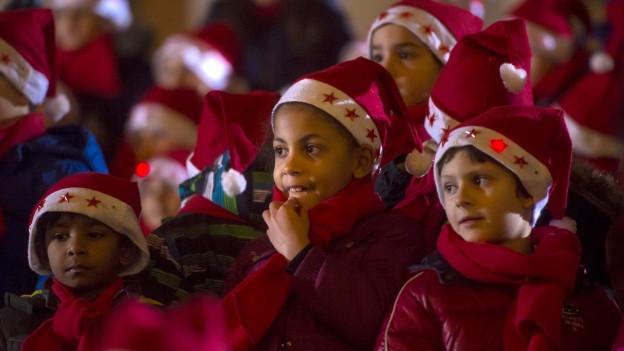 Wie viel Weihnachten in der Schule? Diese Frage spaltet die Gemüter.