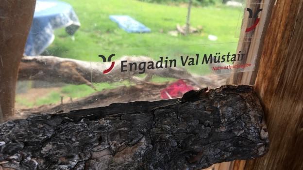 Werbung Engadin Muestair Nationalpark