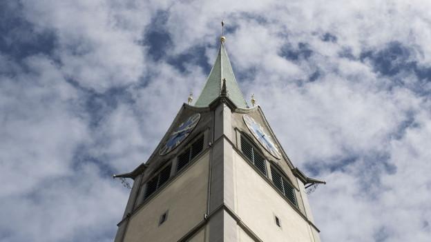 Kirchturm.