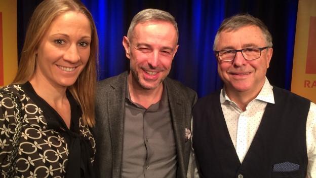 Persönlich mit Daniela Ryf und Willi Morger