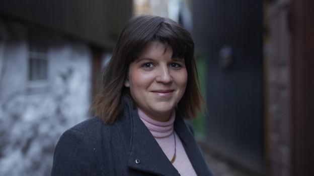 Karin Visth lebt seit fünf Jahren auf einer der Färöer-Inseln.