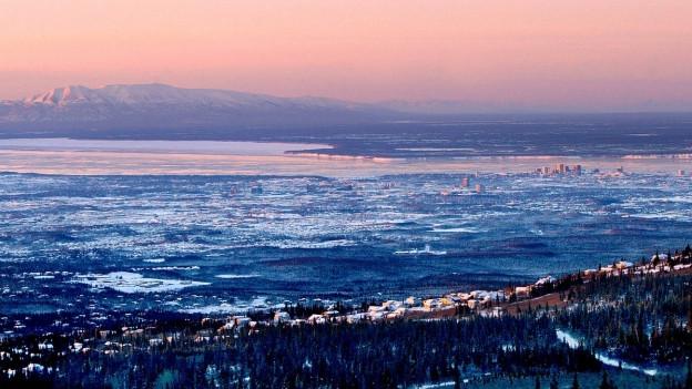 Die wilde Schönheit Alaskas