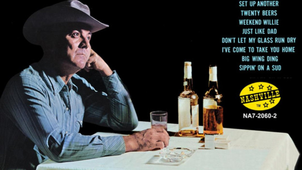 Wichtiges Thema im Country: Alkohol