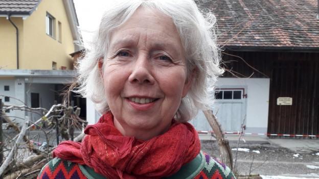 SRF 1-Hörerin Barbara Stuker präsentiert ihr Lieblingsrezept: Wundersalat