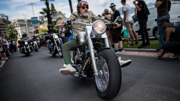 Die gute alte Harley, hat sie bald ausgedient?