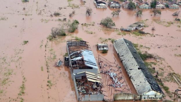 Nach dem Zyklon sind rund 500'000 Menschen obdachlos.