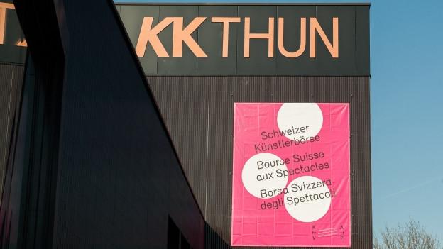 Die Schweizer Künstlerbörse findet jährlich im Frühjahr im Kultur- und Kongresszentrum KKThun statt.
