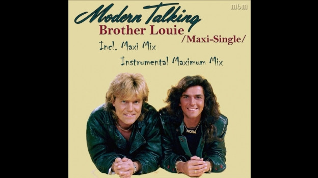 Brother Louie - der vierte grosse Hit von Dieter Bohlen und Thomas Anders