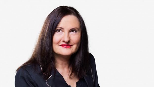 Heidi Ungerer, publizistische Leiterin von Radio SRF 1