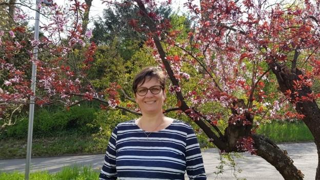 SRF 1-Hörerin Doris Hirsbrunner präsentiert ihr Lieblingsrezept: «Ziegelstein»