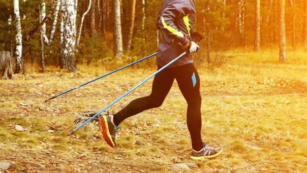 Die richtige Stocklänge fürs Trekken oder Joggen Ratgeber