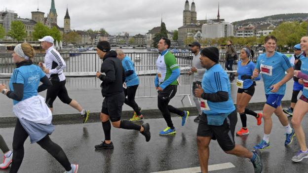 Zürich Marathon 2019