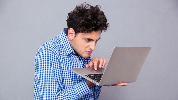 Was tun, wenn der Computer nicht mehr funktioniert?