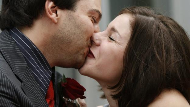 Die zweite Ehe bietet die Chance aus alten Fehlern zu lernen.