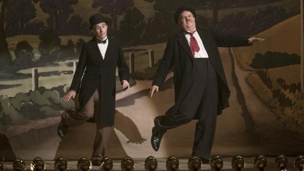 Steve Coogan und John C. Reilly, verkörpern das beliebte Komikerduo der Welt.