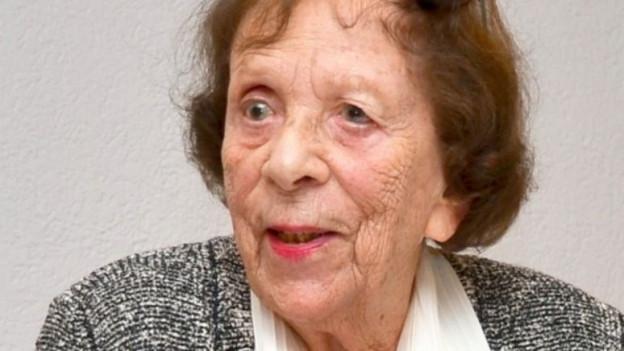Porträt Odette Brunschvig