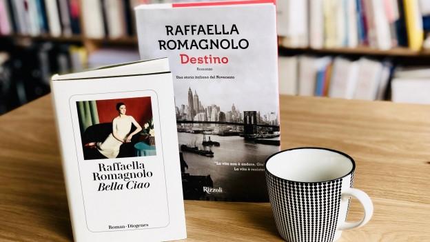 «Bella Ciao» heisst der Titel der deutschen Übersetzung von Maja Pflug. «Destino» heisst der Roman in der Originalsprache.
