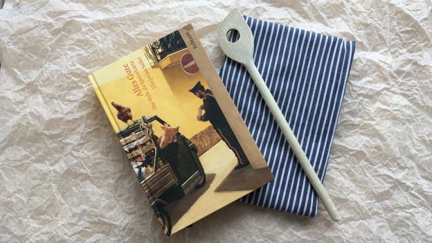 Cover des Buchs «Alles Gute» von Christian Seiler