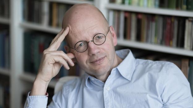 Porträt von Jan-Philipp Sendker