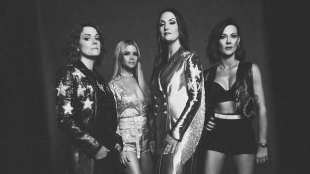 The Highwomen (von links) - Brandi Carlile, Maren Morris, Natalie Hemby und Amanda Shires