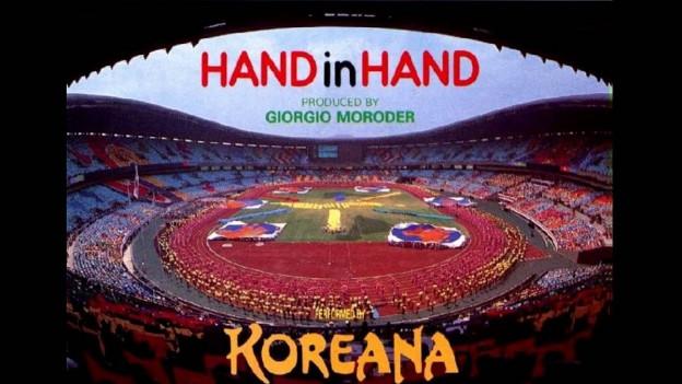 Koreana's einziger grosser Hit - Hand in Hand
