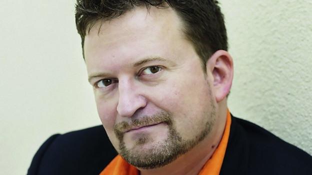 Porträt von Erik Fosnes Hansen