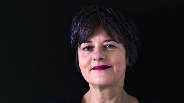 Porträt von Pascale Kramer