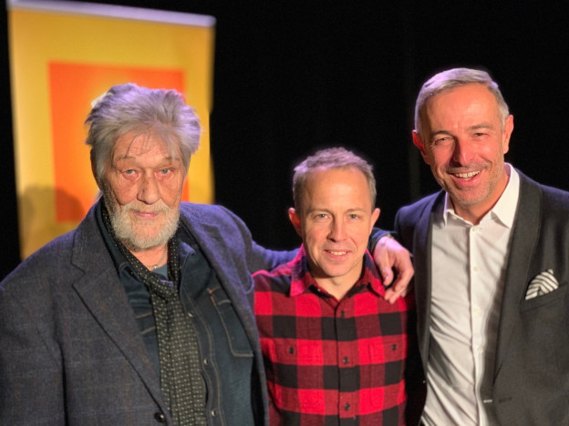 Timmermahn, Fabien Rohrer und Dani Fohrler