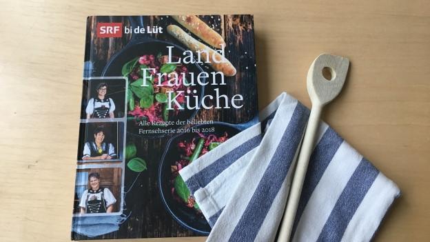 Das neue Kochbuch Landfrauenküche 2016 - 2018.