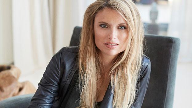 Porträt von Anja Graf.