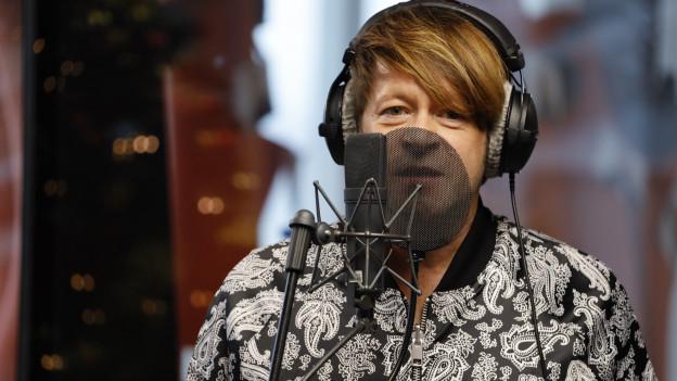 Michael von der Heide spielt live für die Aktion «2 x Weihnachten».