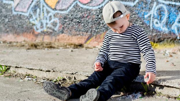 Introvertierte Kinder haben es nicht nur einfach